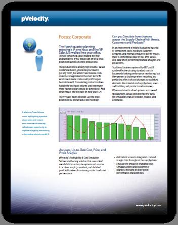 pVelocity Focus Corporate PDF